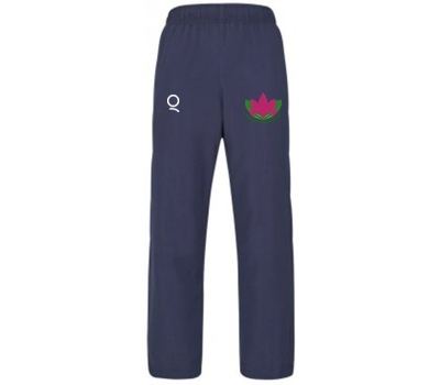 Qdos Cricket Exmouth CC Navy Straight Leg Training Pants