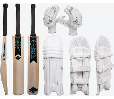 Qdos Cricket Qdos Calibre 3 Star Package Deal