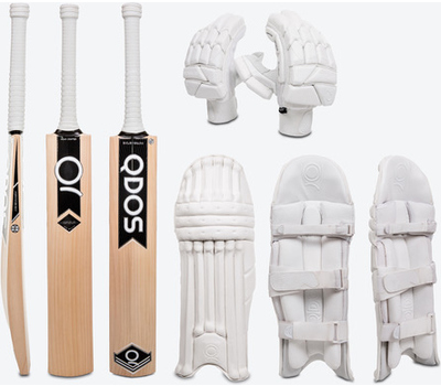Qdos Cricket Qdos Optimum 4 Star Package Deal
