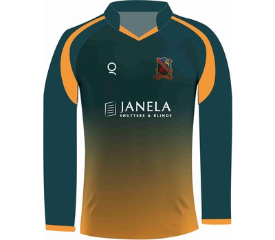 Ynysygerwn CC Sublimated T20 LS Shirt