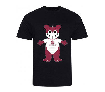 Somerset County Cricket C Somerset CCC Stumpy T-Shirt