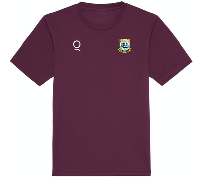 Torquay CC Maroon Training Shirt