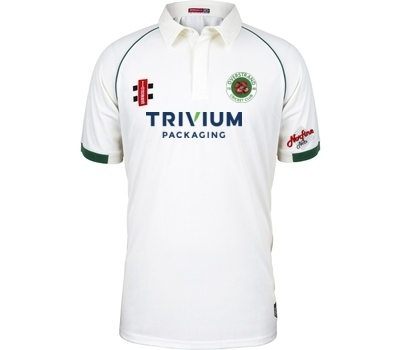 Gray Nicolls Overstrand CC Short Sleeve Playing Shirt