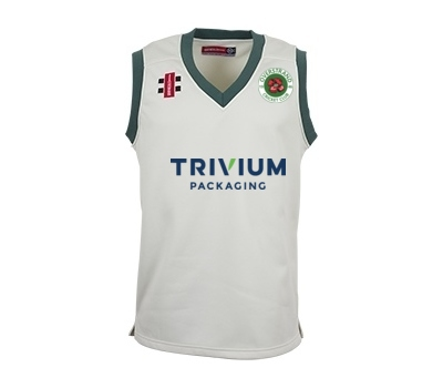 Gray Nicolls Overstrand CC Sleeveless Jumper