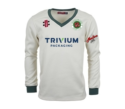 Gray Nicolls Overstrand CC Long Sleeve Jumper