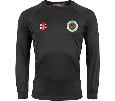 Gray Nicolls Overstrand CC Long Sleeve Training Shirt