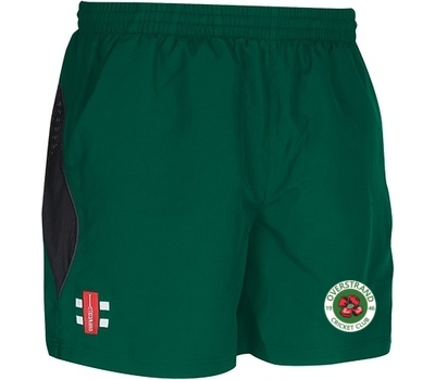 Gray Nicolls Overstrand CC Green Training Shorts