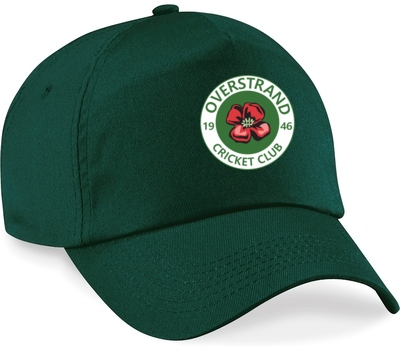 Overstrand CC Playing Cap
