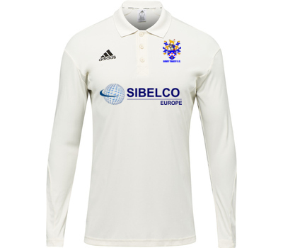 Adidas Bovey Tracey CC Adidas Long Sleeve Playing Shirt